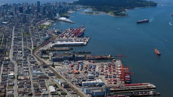 ACS logra su primer proyecto portuario en Norteamérica por 260 millones