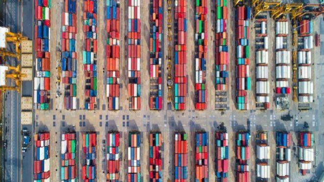 Comercio exterior de China creció un 9.7% en el 2018