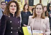 El Gobierno de Pedro Sánchez presentaba en el Congreso los...