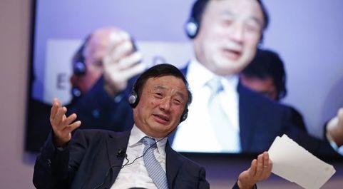 Ren Zhengfei, fundador y consejero delegado de Huawei.