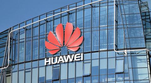 Sede de Huawei en Lituania.