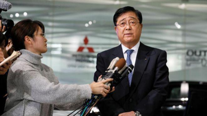 Mitsubishi acusa ahora a Ghosn de cobros irregulares por 7,8 millones