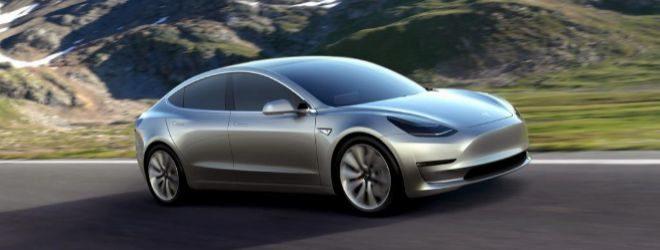 Model 3 de Tesla.