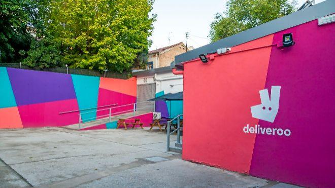 La aplicación británica de comida a domicilio ha abierto en Madrid...