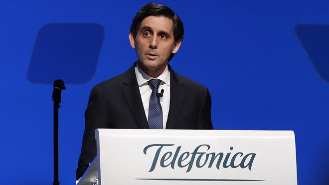 Economía/Empresas.- Telefónica negocia la venta de sus activos en Centroamérica