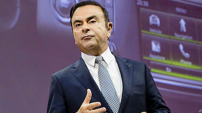 Renault recurre al CEO de Michelin como reemplazo de Ghosn