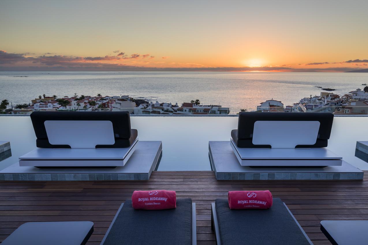Considerado Mejor Nuevo Hotel de Lujo de Europa en los World Luxury...