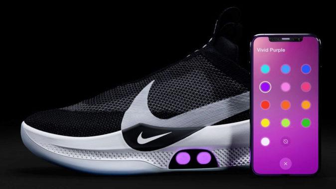 Andrew Halliday simbólico ¿Cómo  Nike Adapt BB, la zapatilla inteligente que se ata sola y se controla con  una app