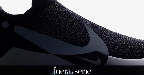 Nike Adapt BB, la zapatilla inteligente que se ata sola y se