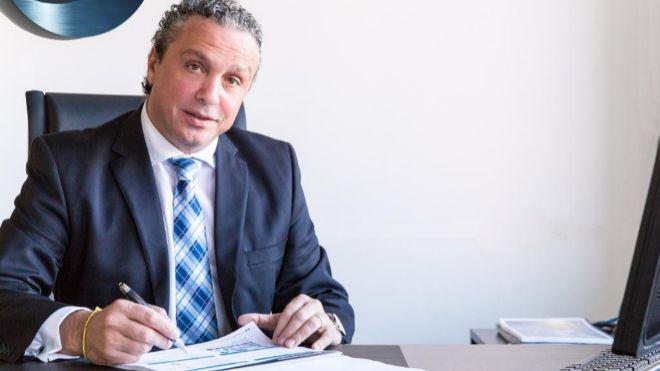 Jesús María Herrera, consejero delegado de Cie Automotive