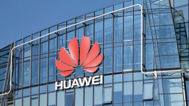 Oficinas de Huawei.