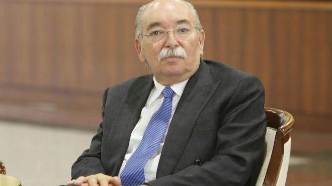 Juan Antonio Ibáñez, expresidente y consejero delegado de Urbas, es...