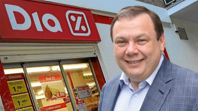 Un millonario ruso anuncia una oferta por los supermercados Dia