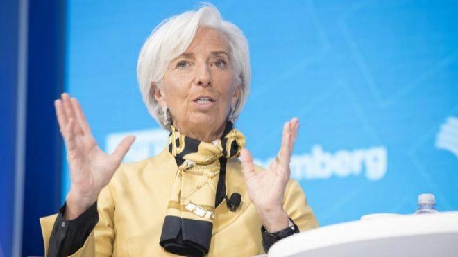 Lagarde advierte sobre una 'tormenta' económica mundial [Internacional]