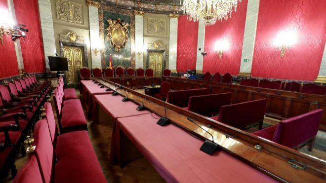 Arrancó en Madrid el histórico juicio a 12 independentistas catalanes
