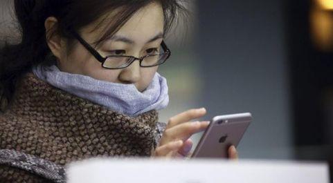 China es el mayor mercado mundial de 'smartphones'.