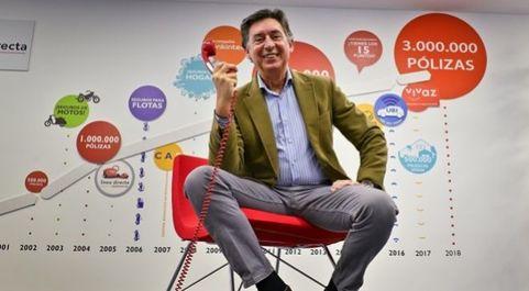 Miguel Ángel Merino, consejero delegado de Línea Directa.