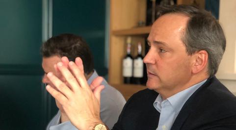 El presidente de Vass, Javier Latasa.