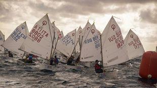 La flota en plena acción en la última jornada. | ALFRED FARRÉ