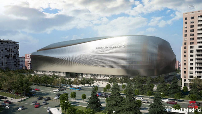 El Real Madrid retrasa un mes la puja por la reforma del Bernabéu