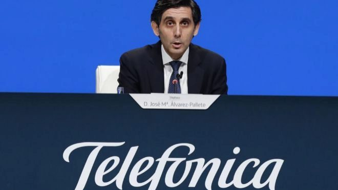 Telefónica impulsó el beneficio un 6,4% durante 2018 hasta los 3.331 millones