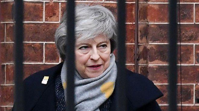 Theresa May tiene una propuesta respecto al Brexit