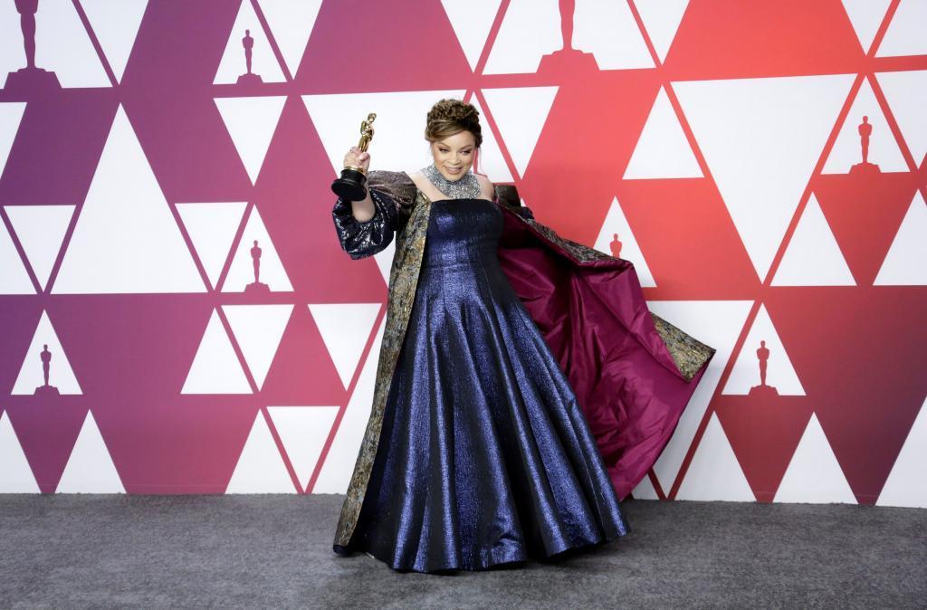 Ruth Carter consiguió la estuatuilla al Mejor diseño de vestuario por 'Black  Panther' | Cine-y-series/peliculas | EXPANSION.com