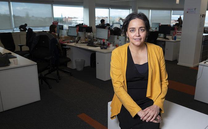 Almudena Román: Directora de Banca para Particulares de ING España