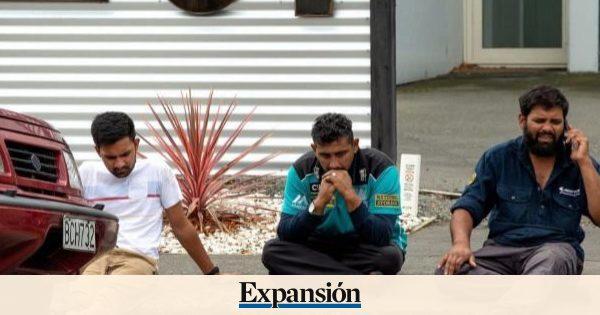 Atentado En Nueva Zelanda Hd: Atentado Terrorista En Nueva Zelanda: 49 Muertos Y 48