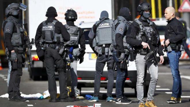 Holanda: Varios heridos tras tiroteo en Utrecht en un posible acto terrorista