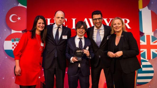 Ecija es galardonada como la mejor firma especializada en tecnología