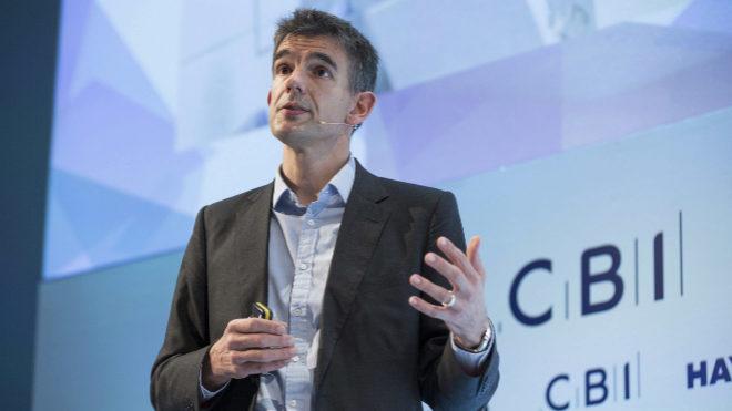 Matt Brittin, director en Europa de Google.