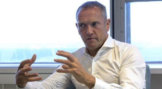 Bob Van Dijk, CEO de Naspers.