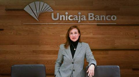 Cristo González Álvarez, directora de Innovación de Unicaja