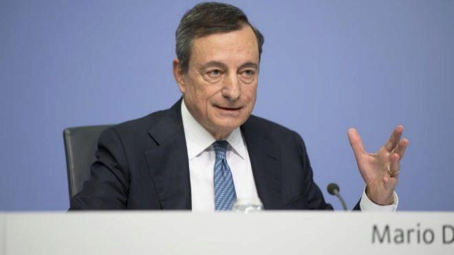 El BCE considera que la probabilidad de recesión en la zona euro es