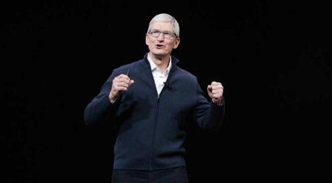 El consejero delegado de Apple Tim Cook.