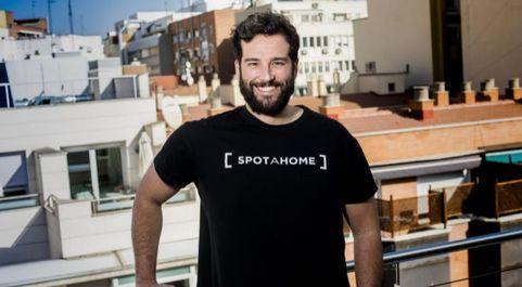 Alejandro Artacho, fundador y consejero delegado de Spotahome.