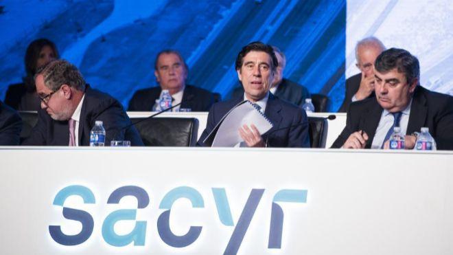 Resultado de imagen de Hacienda tendrá que devolver 42,1 millones de euros a la constructora Sacyr