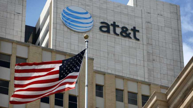 Edificio de AT&T.