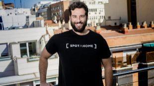 Alejandro Artacho, fundador y CEO de Spotahome.