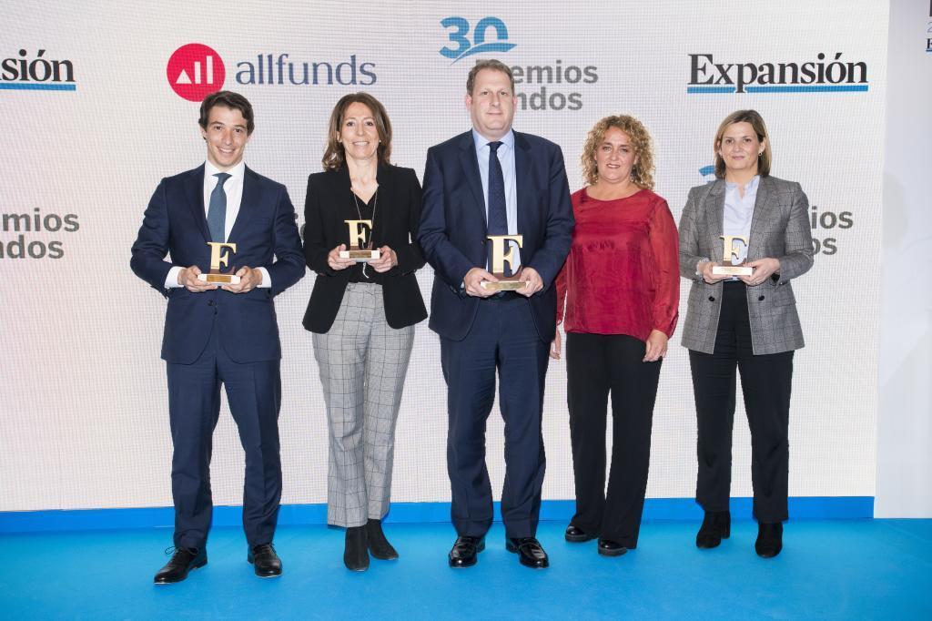 El premio a la Mejor Gestora de Renta Fija 2018 fue para Mutuactivos...