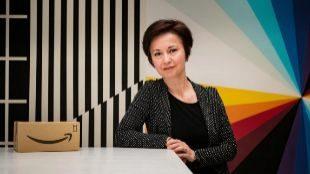 Mariangela Marseglia, responsable de Amazon España.