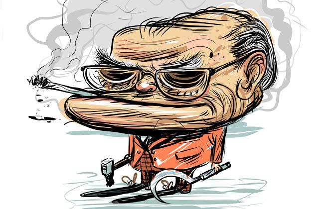 Ilustración Raul Arias