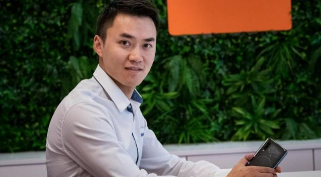 Wen Ou, director de Xiaomi ara Europa Occidental.