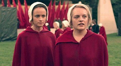 El cuento de la criada es una de las series más conocidas de Hulu.