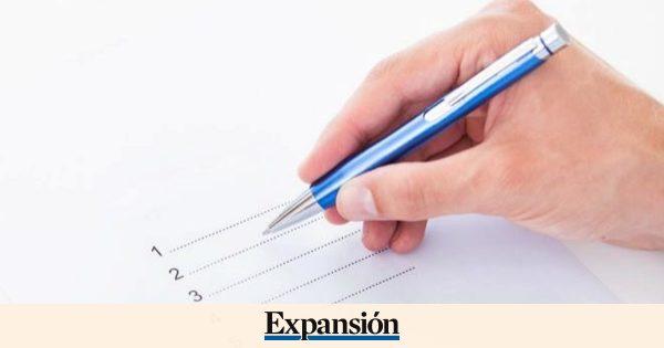 C mo fijar prioridades en nuestra lista de tareas expansi n - Db direct empresas ...