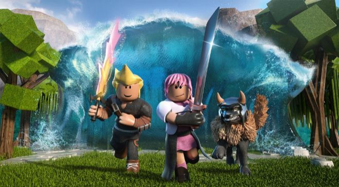 Imagen del videojuego Roblox.