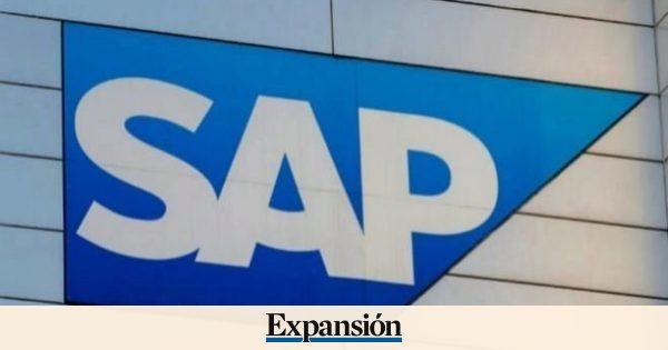 74691ea10 SAP gana más de 10.000 millones en Bolsa con su mayor subida desde 2008 |  Expansión