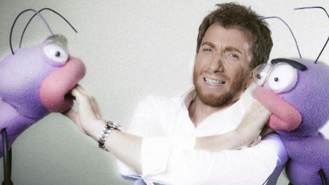 Pablo Motos, presentador de 'El Hormiguero', uno de los programas...