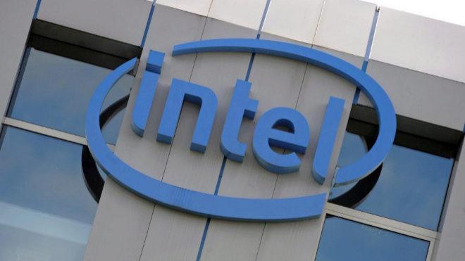 Edificio de Intel.